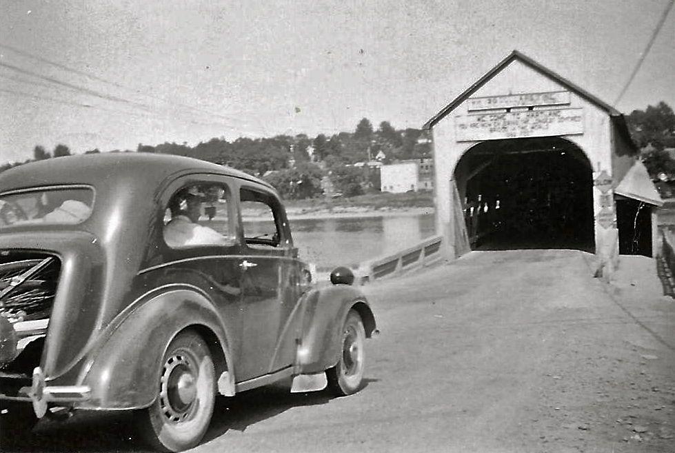Visit Hartland: 1948-1950 - photo courtesy of Jim Leal