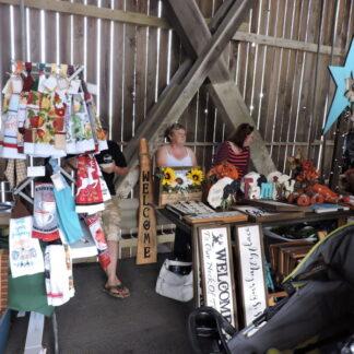 Hartland Covered Bridge - New Brunswick Day Market
